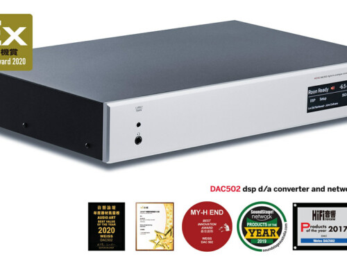 Stereophile Reviews Weiss DAC502