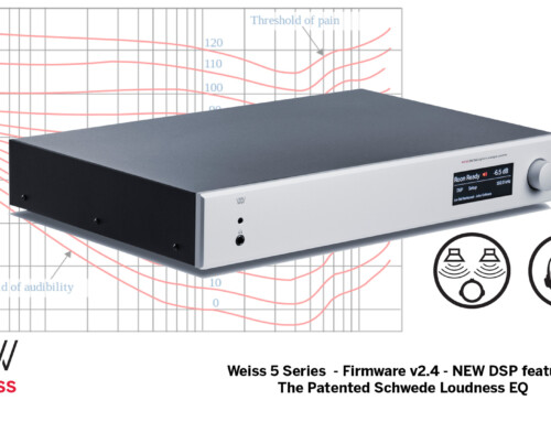 Weiss Series 5 – v2.4 Schwede Loudness EQ