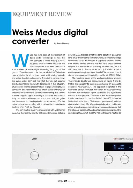 MEDUS HiFi+